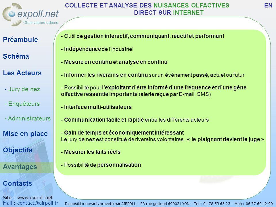 Outil de gestion interactif, communiquant, réactif et performant