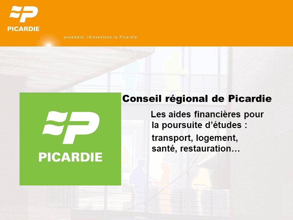 Le Conseil régional de Picardie