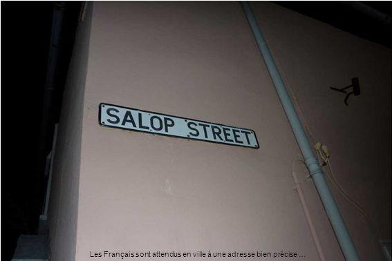 Les Français sont attendus en ville à une adresse bien précise …