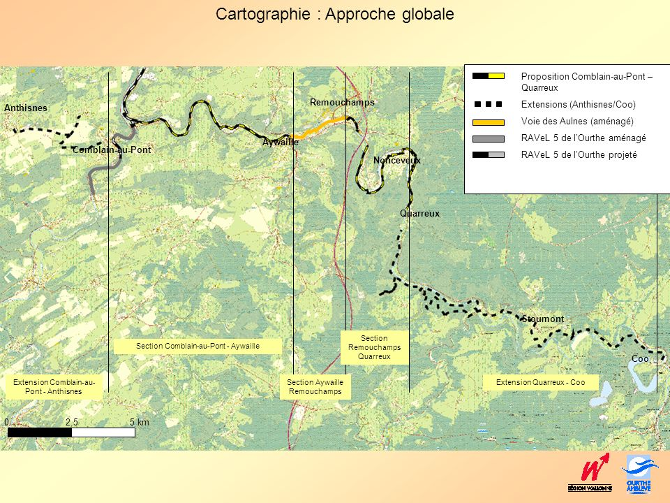 Cartographie : Approche globale