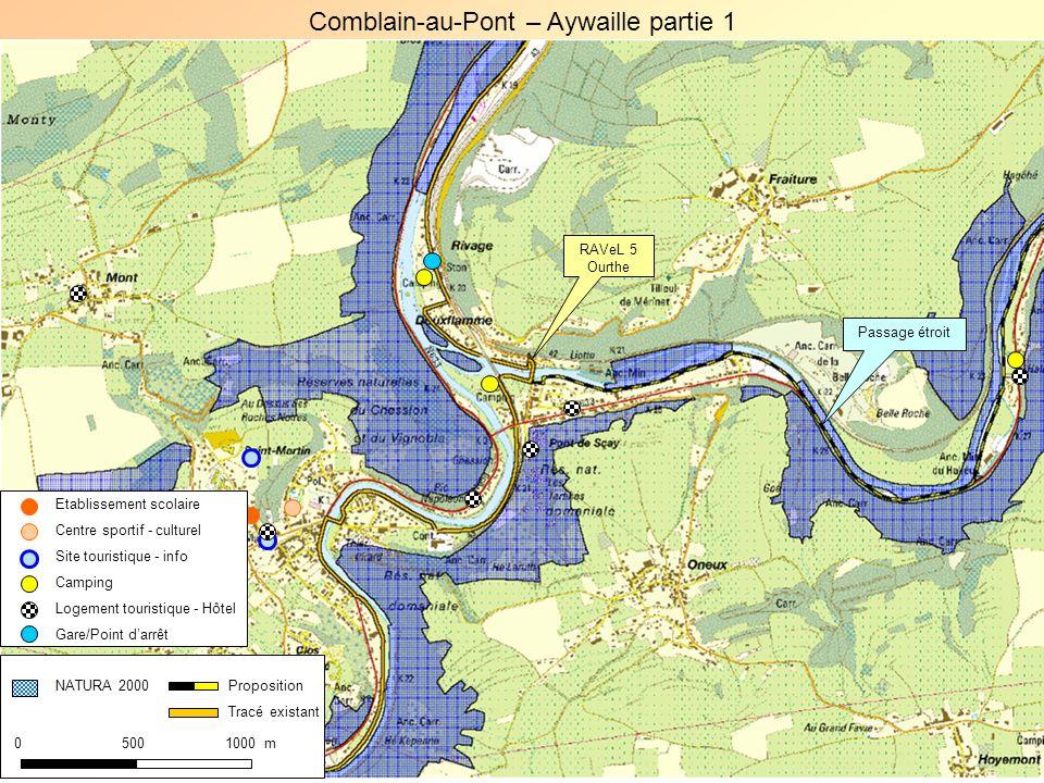 Comblain-au-Pont – Aywaille partie 1