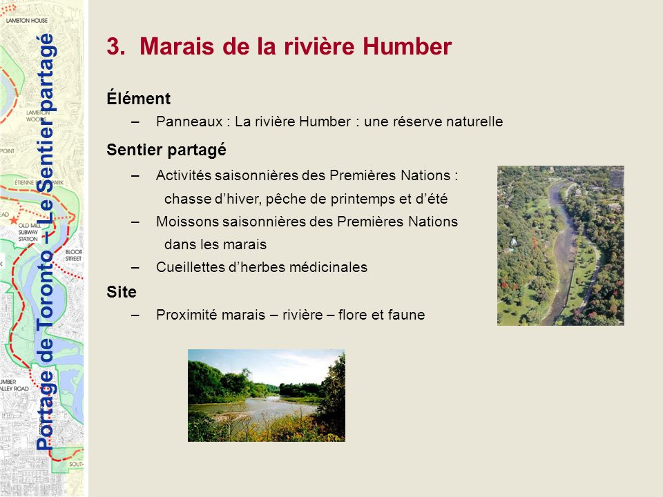 3. Marais de la rivière Humber