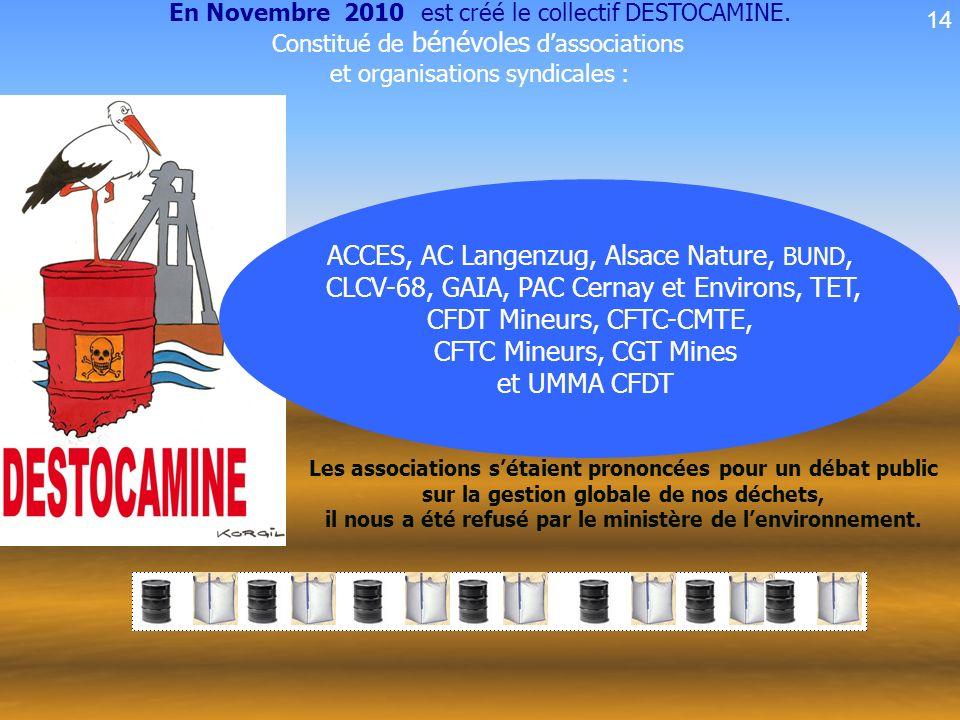 ACCES, AC Langenzug, Alsace Nature, BUND,