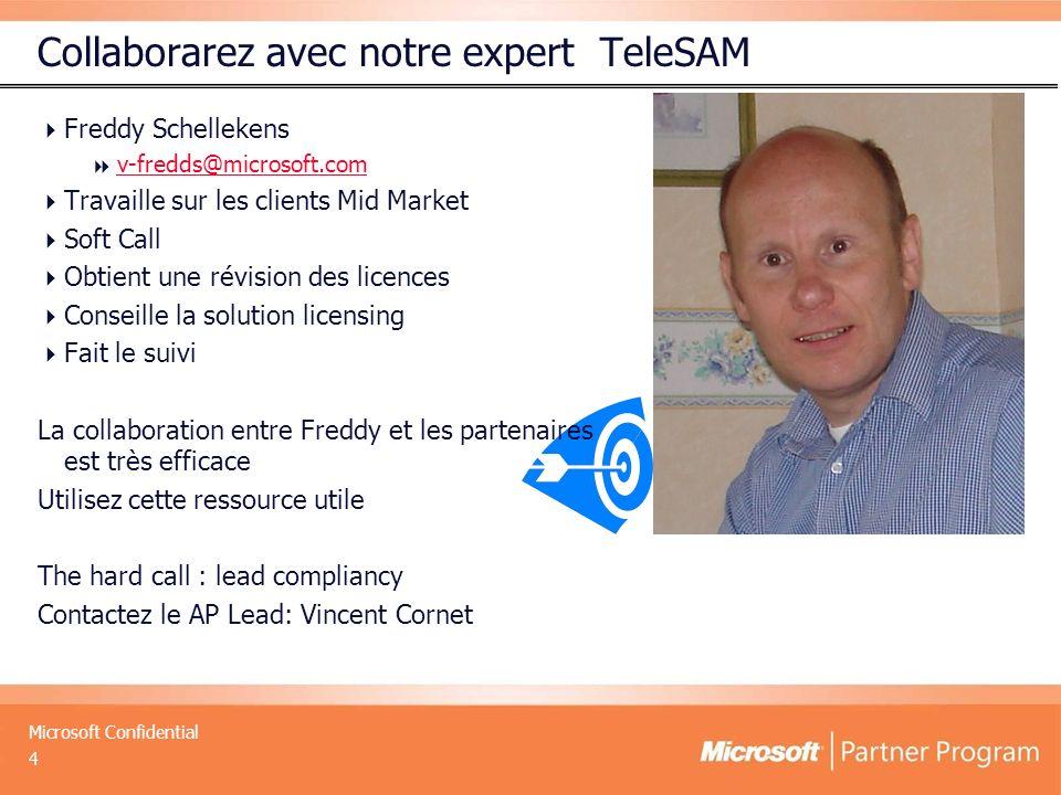 Collaborarez avec notre expert TeleSAM