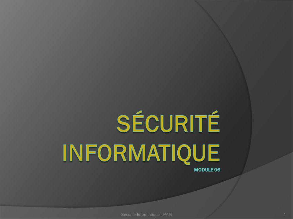 Sécurité Informatique Module 06