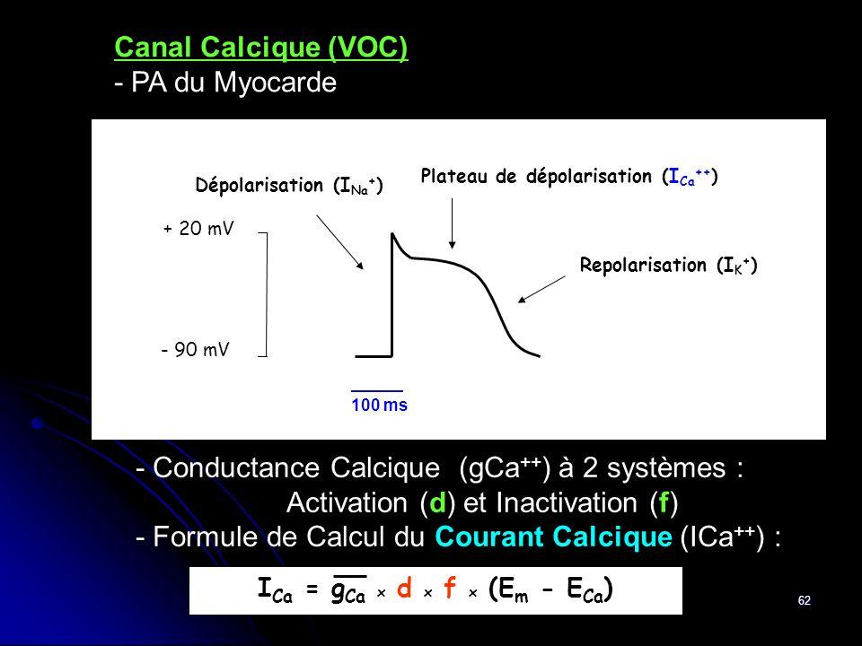 ICa = gCa x d x f x (Em - ECa)