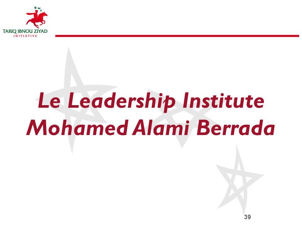 Le Leadership Institute