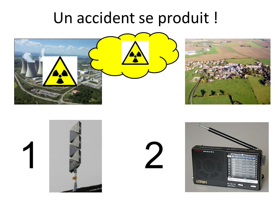 Un accident se produit ! 1 2