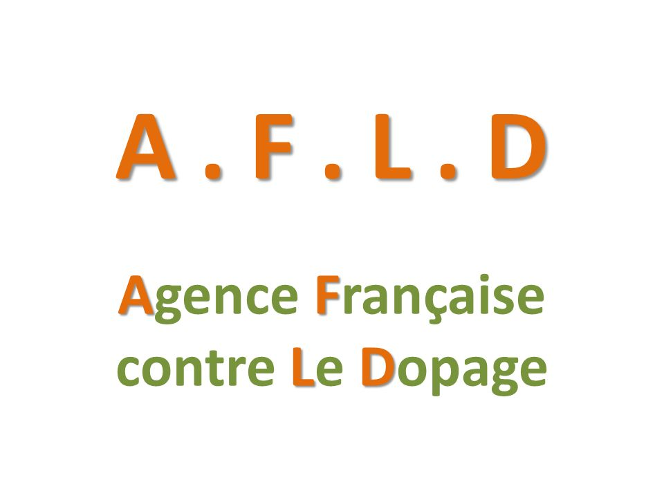 Agence Française contre Le Dopage