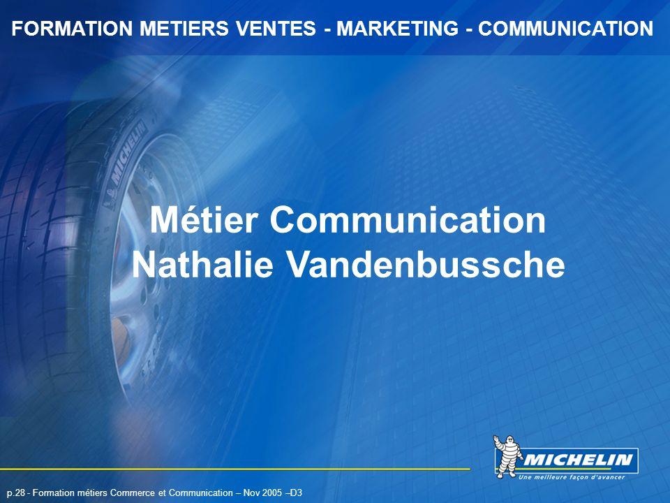 Nathalie Vandenbussche