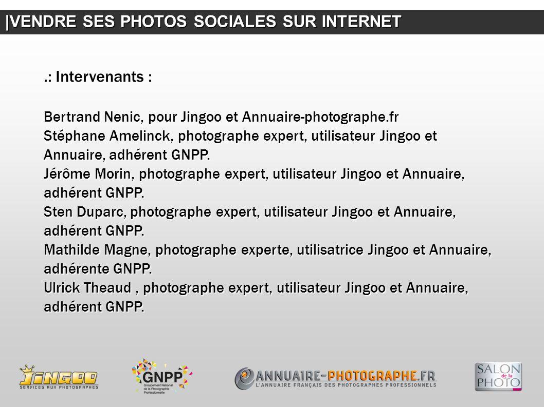|VENDRE SES PHOTOS SOCIALES SUR INTERNET