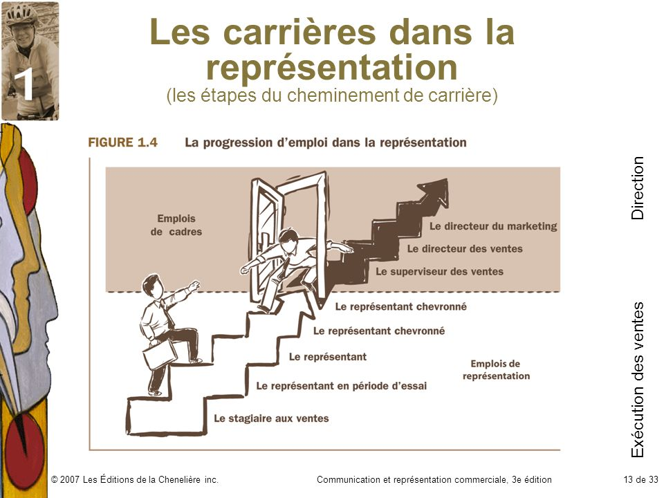 Communication et représentation commerciale, 3e édition