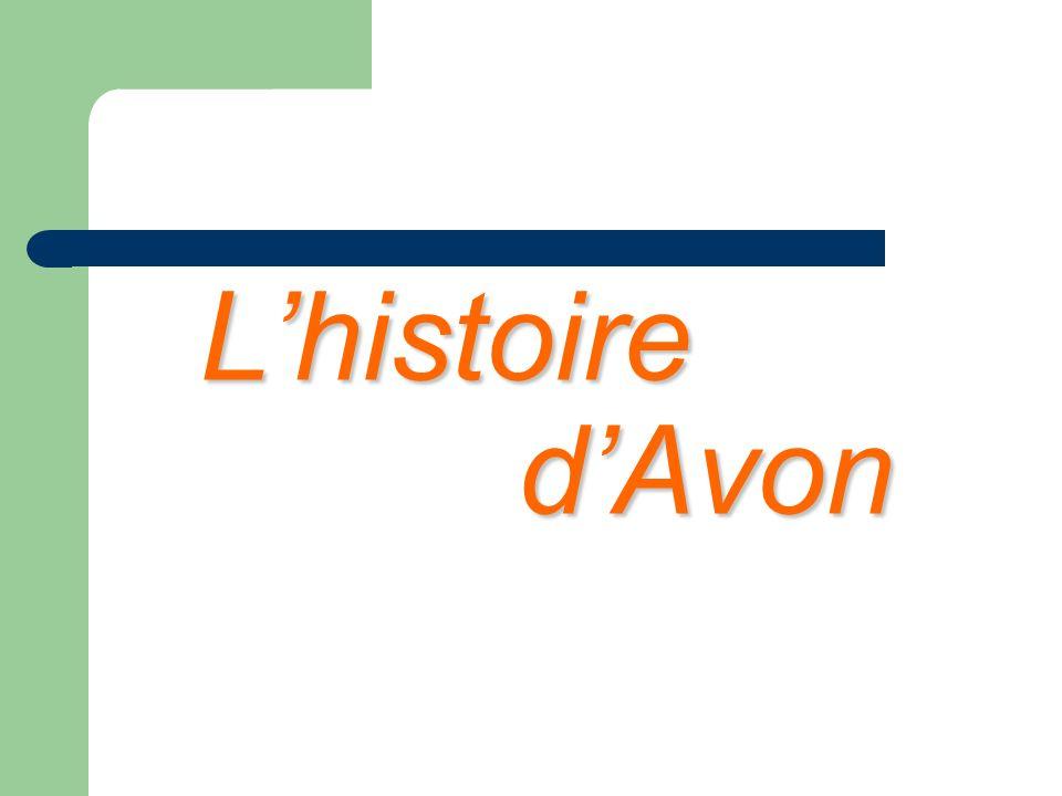 L'histoire d'Avon