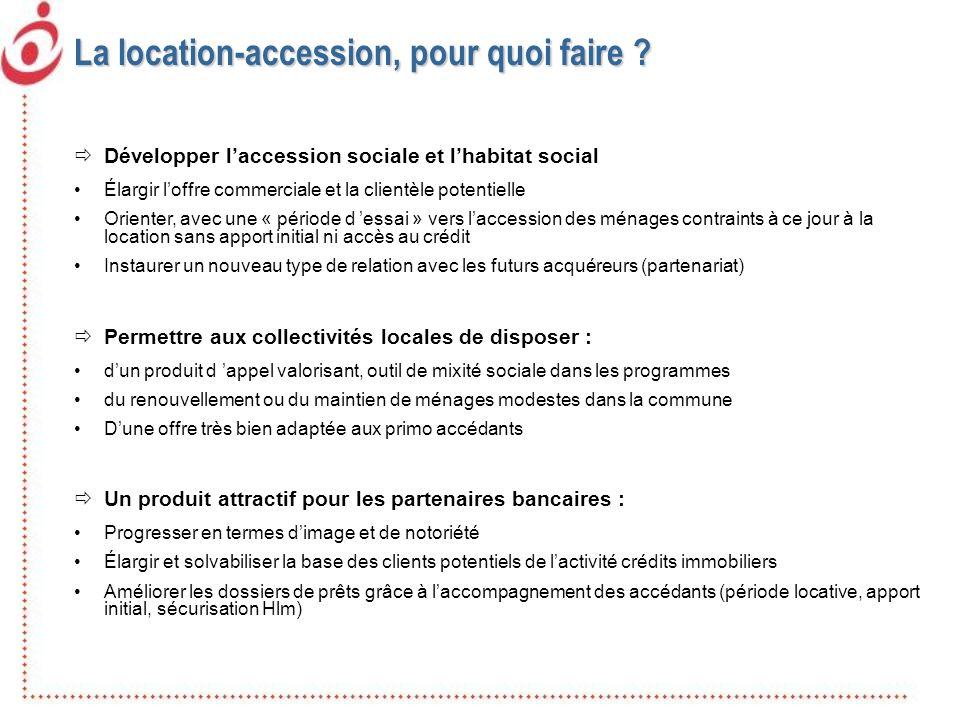 La location-accession, pour quoi faire