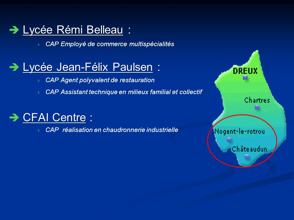 Lycée Jean-Félix Paulsen :