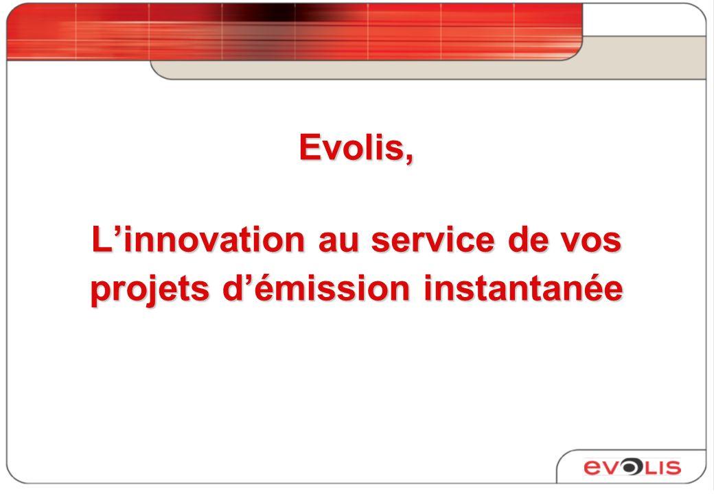 Evolis, L'innovation au service de vos projets d'émission instantanée