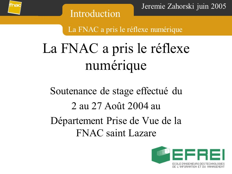 La FNAC a pris le réflexe numérique