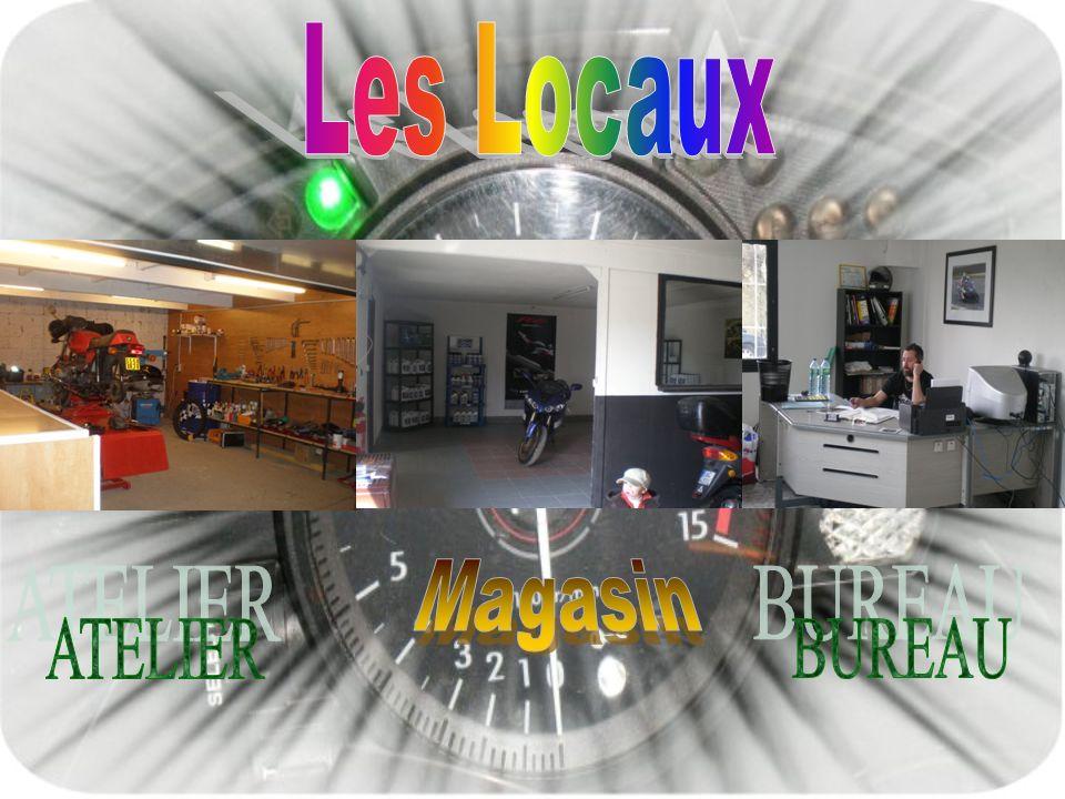 Les Locaux Magasin ATELIER BUREAU