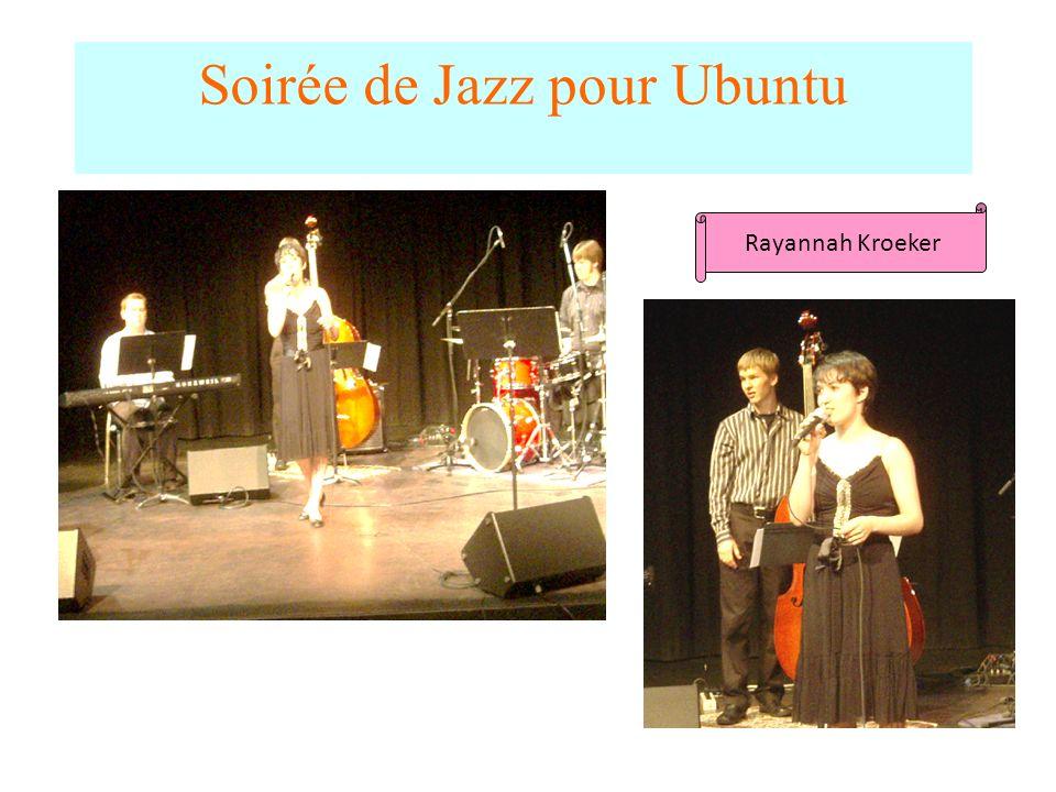 Soirée de Jazz pour Ubuntu