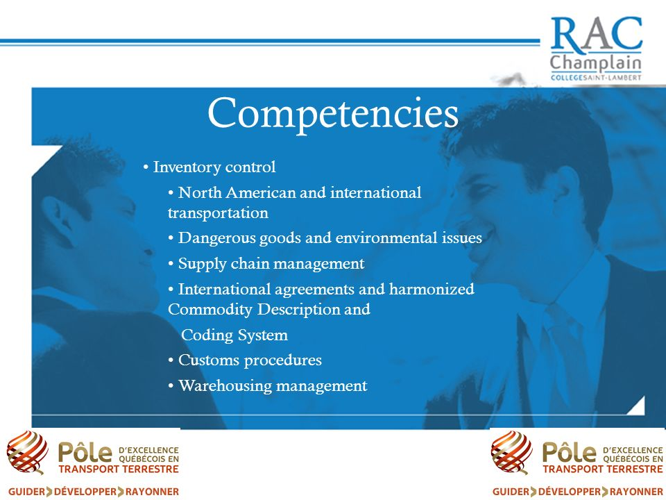 competency inventory