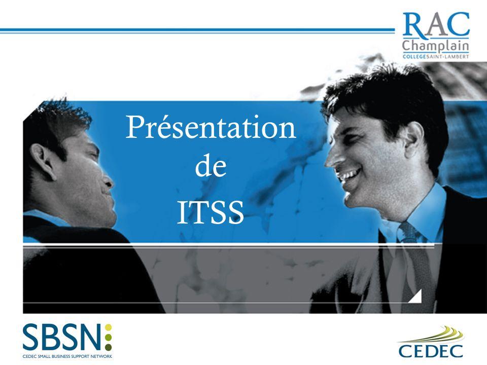 Présentation de ITSS
