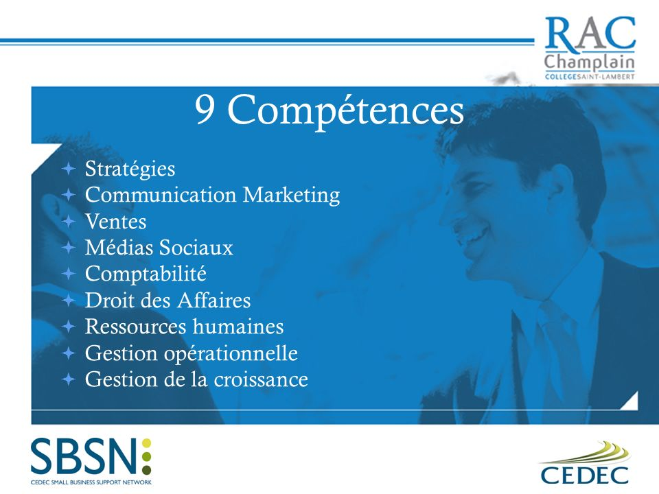 9 Compétences Stratégies Communication Marketing Ventes Médias Sociaux