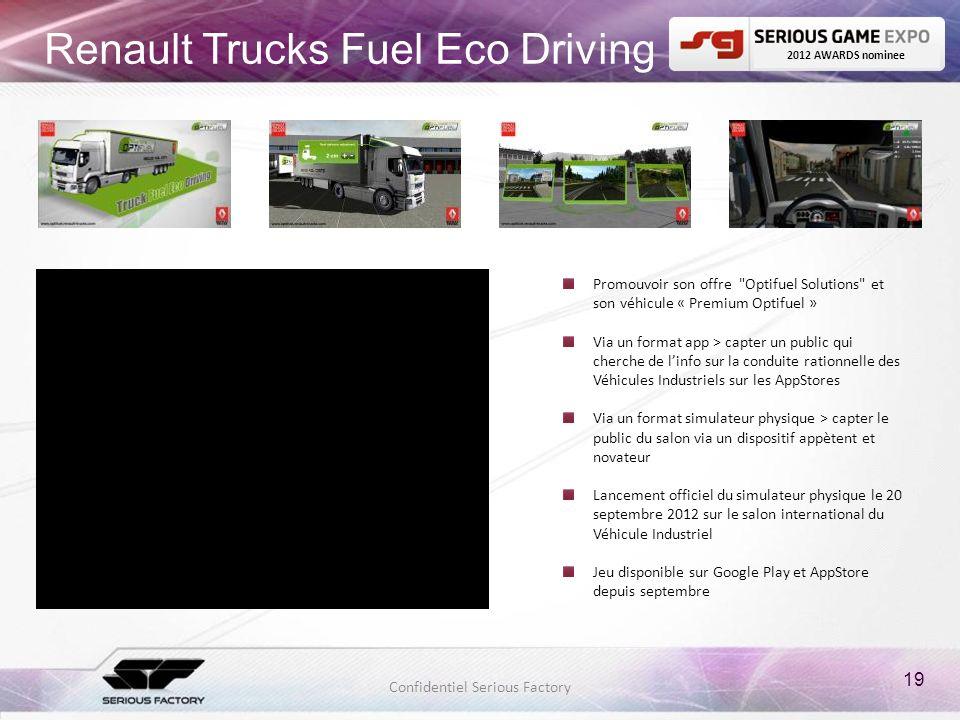 Renault Trucks Fuel Eco Driving
