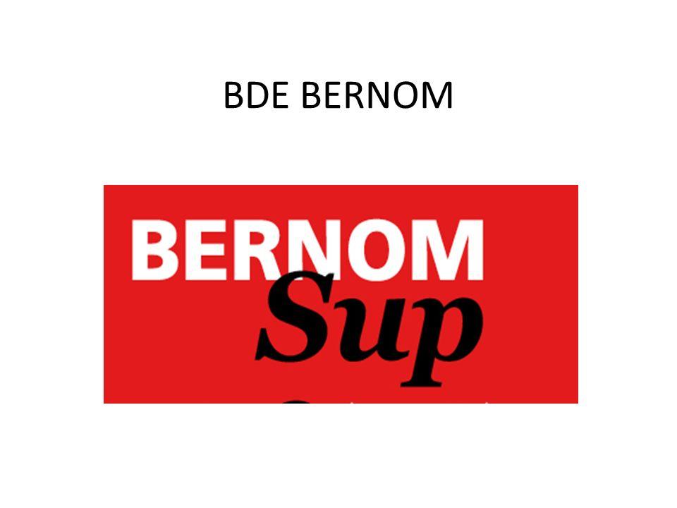 BDE BERNOM