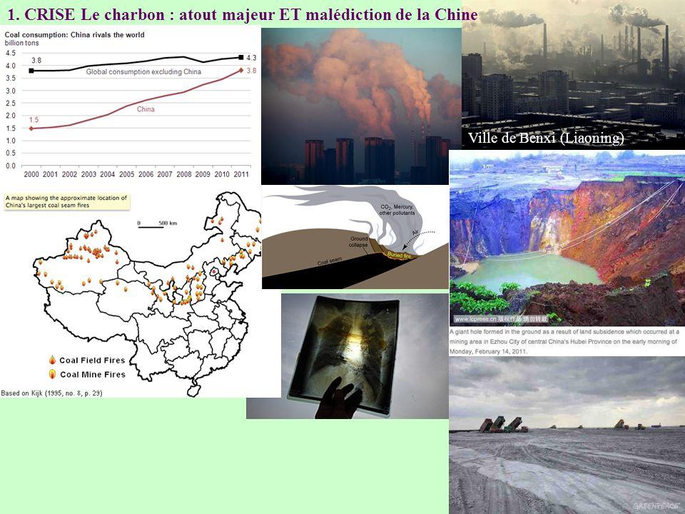 1. CRISE Le charbon : atout majeur ET malédiction de la Chine