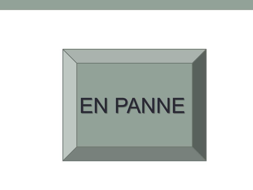 EN PANNE