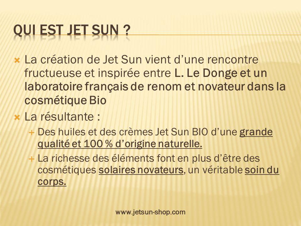 Qui est Jet SUN