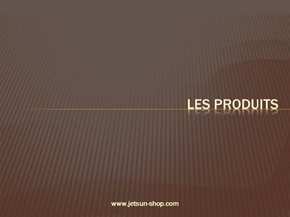 Les produits www.jetsun-shop.com