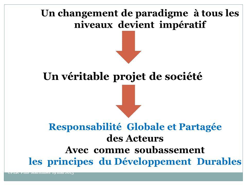 QUELLE TRANSITION POUR L'ALGERIE Un véritable projet de société