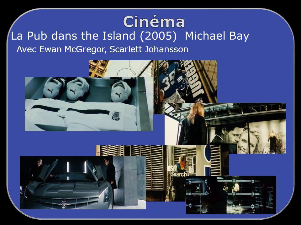 Cinéma La Pub dans the Island (2005) Michael Bay