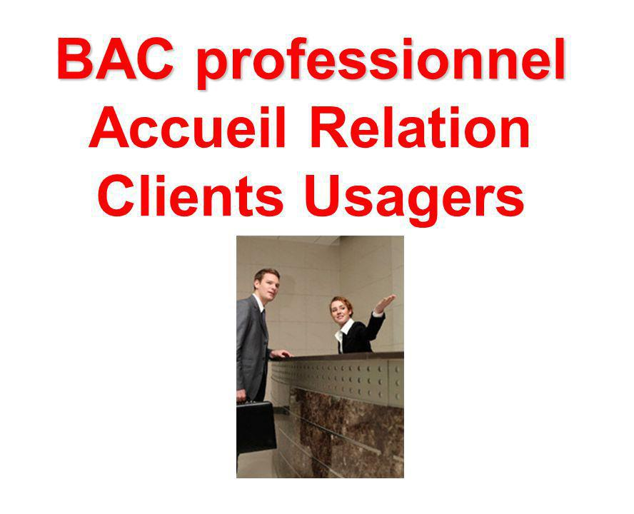 Accueil Relation Clients Usagers