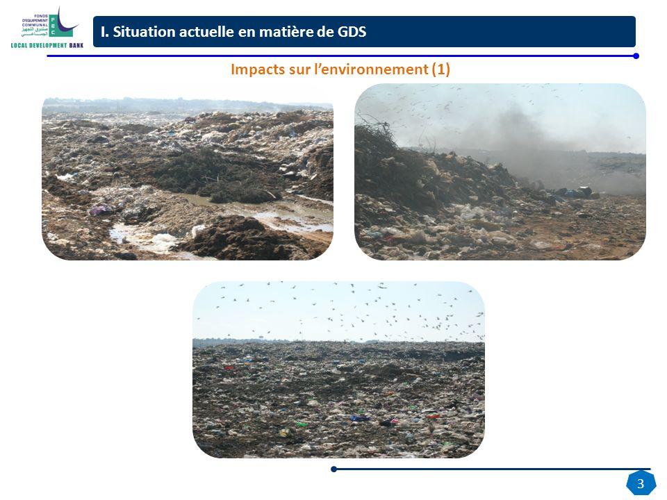 Impacts sur l'environnement (1)