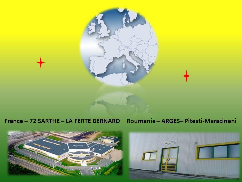 France – 72 SARTHE – LA FERTE BERNARD