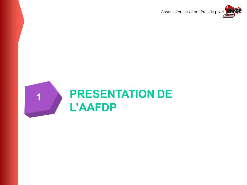 PRESENTATION DE L'AAFDP