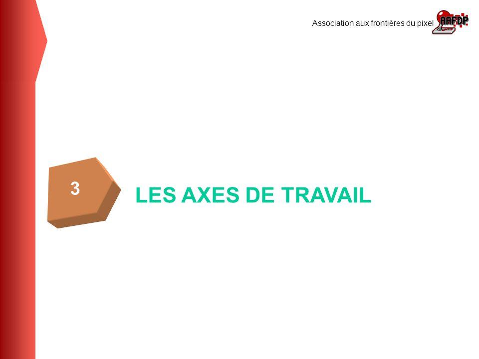 3 LES AXES DE TRAVAIL