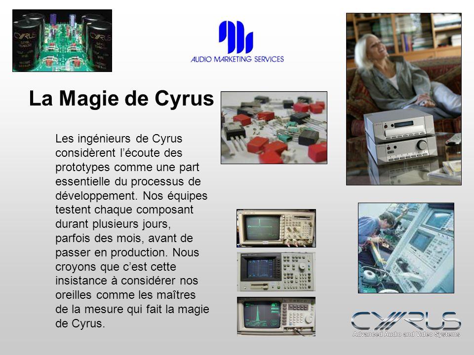 La Magie de Cyrus