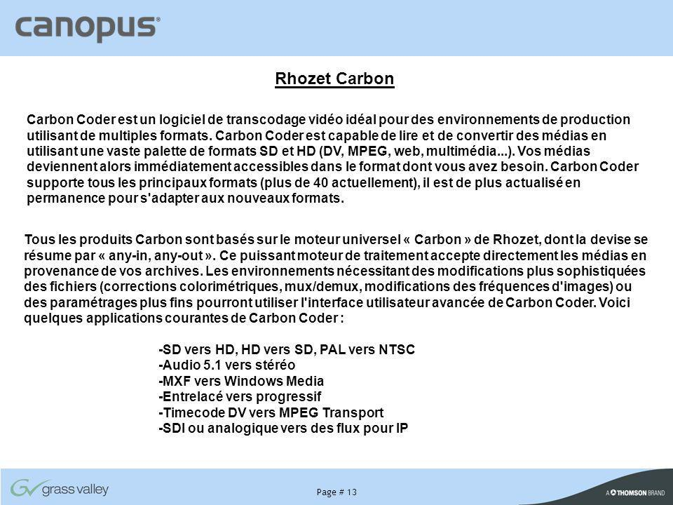 Rhozet Carbon