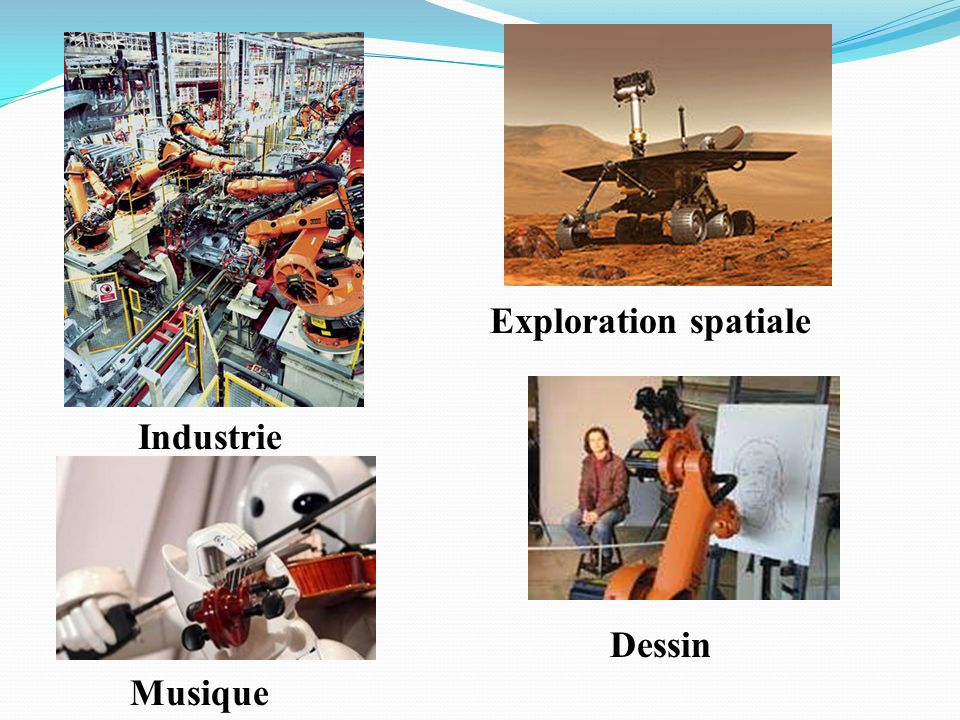 Exploration spatiale Industrie Dessin Musique