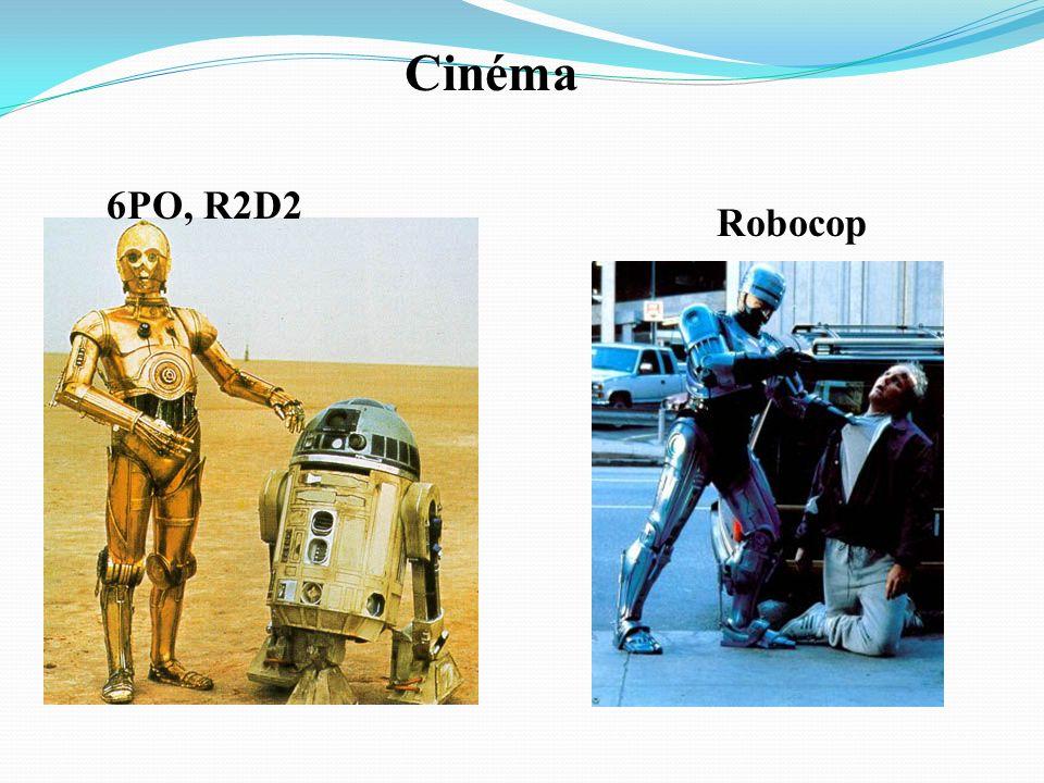 Cinéma 6PO, R2D2 Robocop