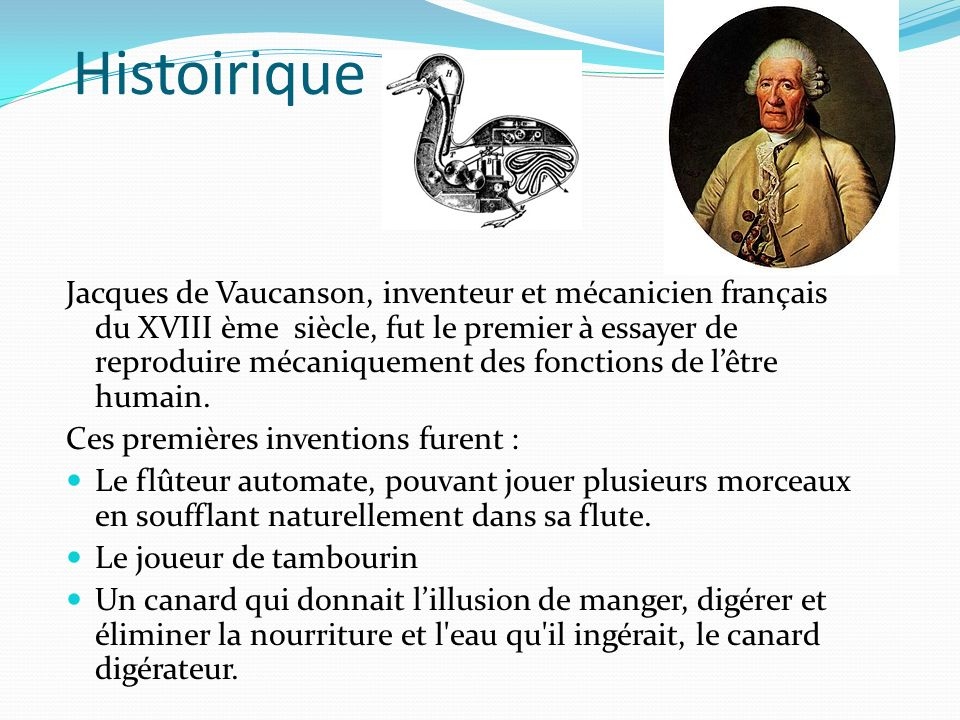 Histoirique