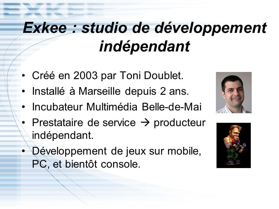 Exkee : studio de développement indépendant