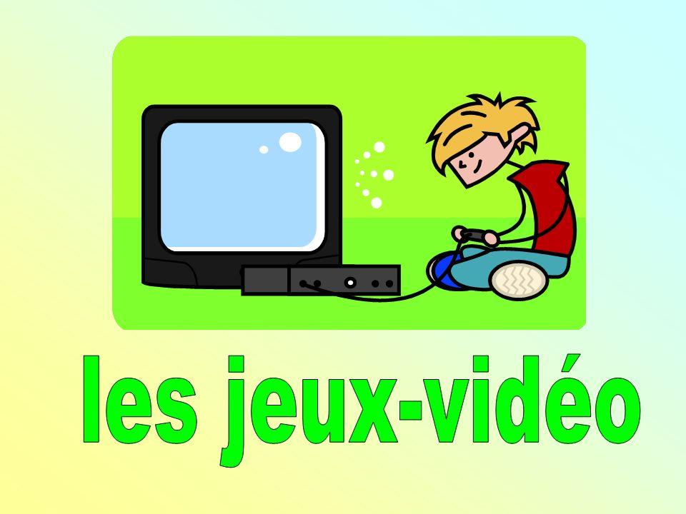les jeux-vidéo