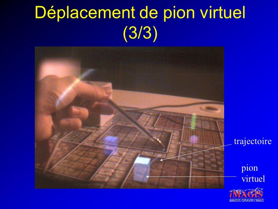 Déplacement de pion virtuel (3/3)