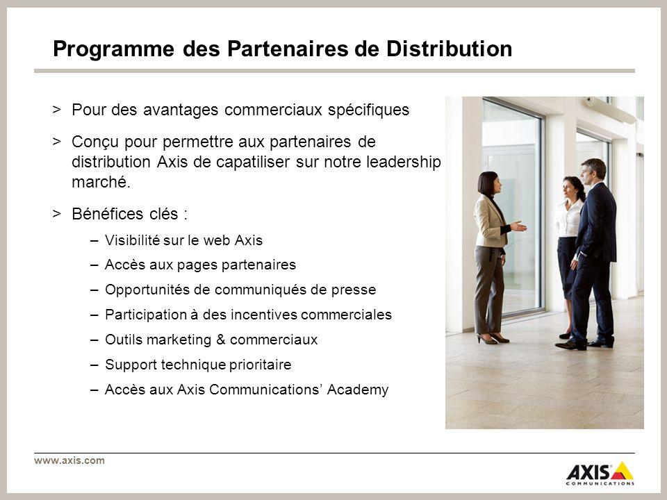 Programme des Partenaires de Distribution