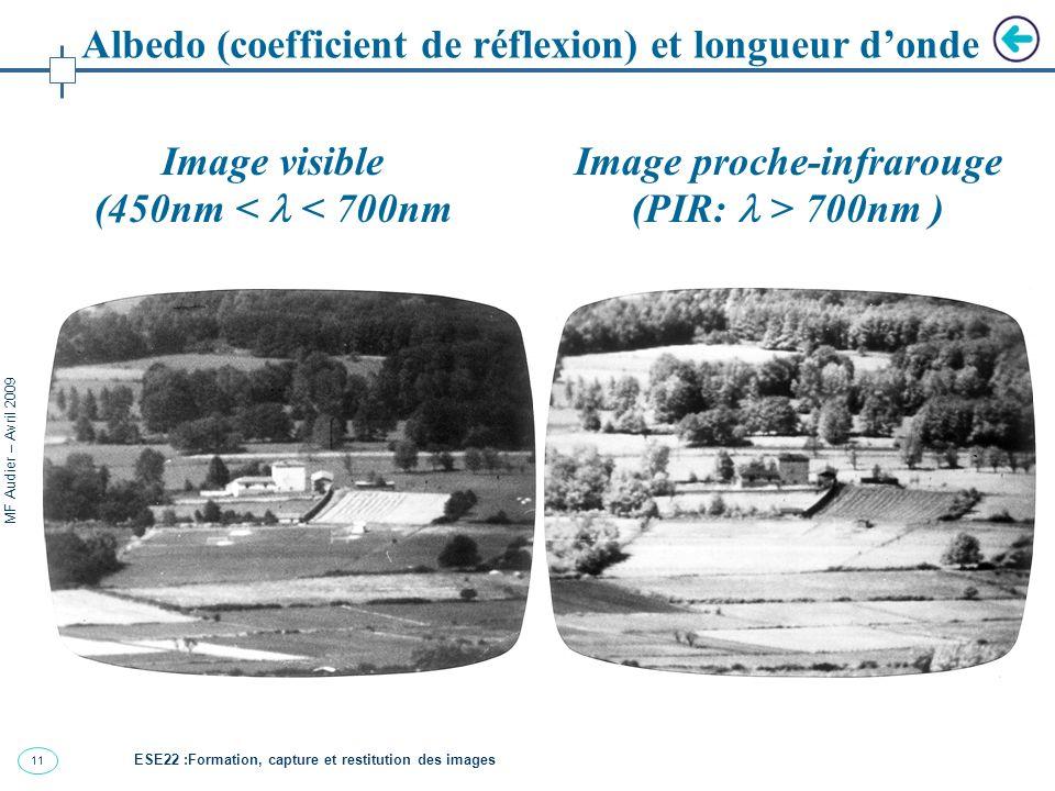 Image proche-infrarouge