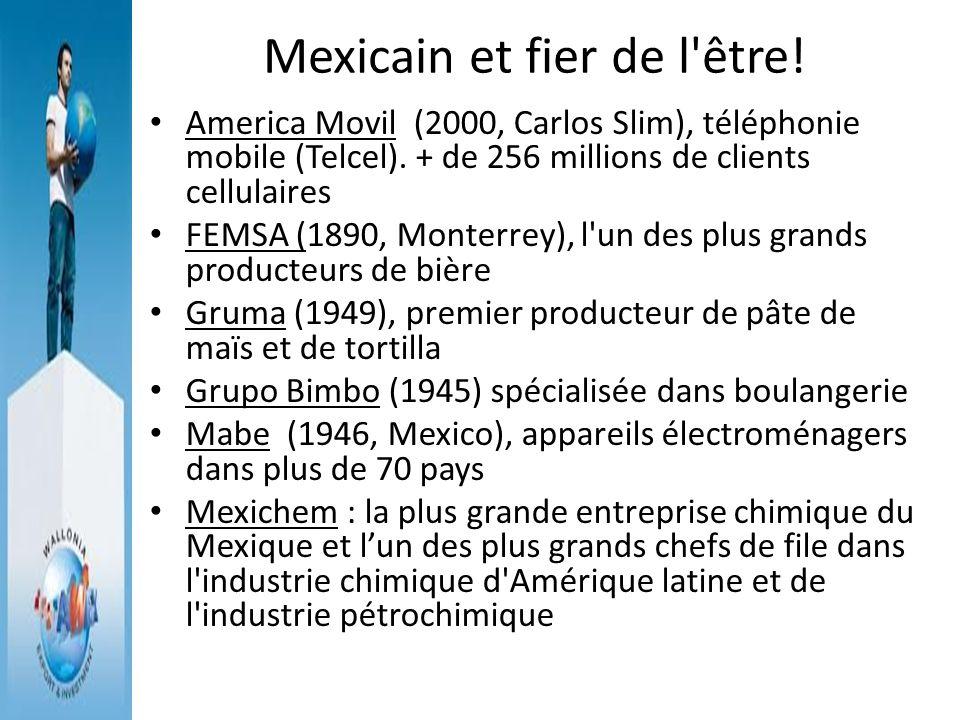 Mexicain et fier de l être!